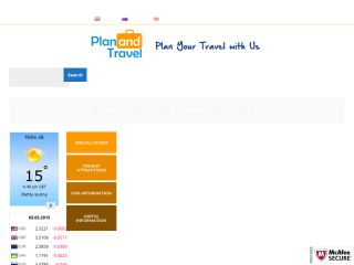 Plan and Travel