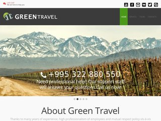 GREENTRAVEL.GE