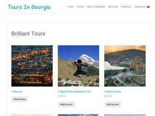 Brilliant Tours in Georgia
