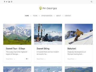 Pin Georgia Tours