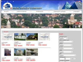GeoHome :: Real Estate Company