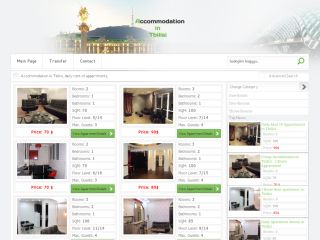 Accommodation in Tbilisi