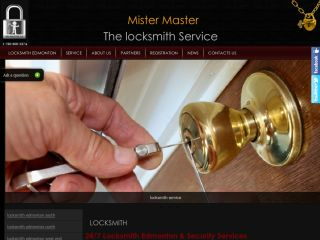locksmith edmonton