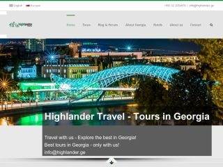 Highlander travel